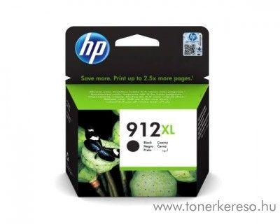 HP OfficeJet 8013 (912XL) eredeti fekete tintapatron 3YL84AE HP OfficeJet Pro 8023 e-All-in-One tintasugaras nyomtatóhoz