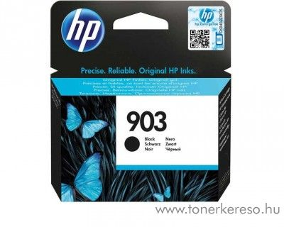 HP Officejet Pro 6960 (903) eredeti black tintapatron T6L99AE HP OfficeJet Pro 6964 tintasugaras nyomtatóhoz