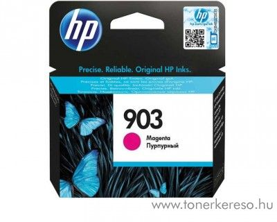 HP Officejet Pro 6960 (903) eredeti magenta tintapatron T6L91AE
