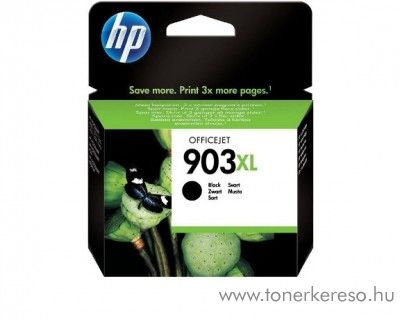 HP Officejet Pro 6960 (903XL) eredeti black tintapatron T6M15AE
