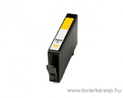 HP Officejet Pro 6960 utángyártott yellow patron GGHT6M11AE HP OfficeJet Pro 6963 tintasugaras nyomtatóhoz