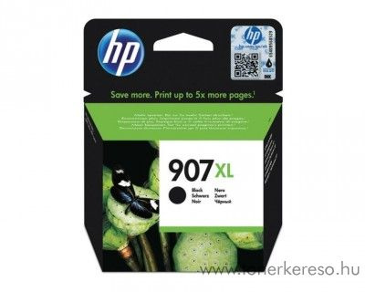 HP Officejet Pro 6970 (907XL) eredeti black tintapatron T6M19AE