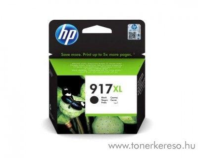 HP OfficeJet Pro 8023 (917XL) eredeti fekete tintapatron 3YL85AE HP OfficeJet Pro 8023 e-All-in-One tintasugaras nyomtatóhoz