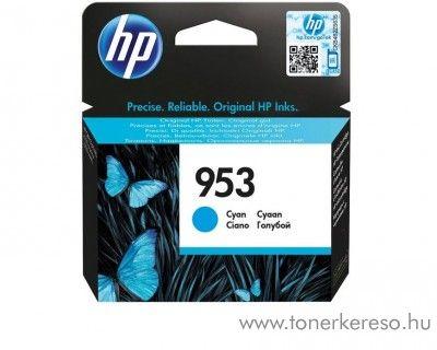HP Officejet Pro 8210 (953) eredeti cyan tintapatron F6U12AE HP OfficeJet Pro 8728 tintasugaras nyomtatóhoz