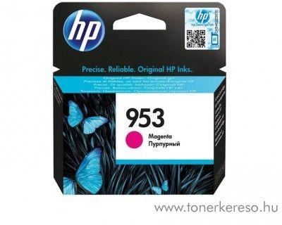 HP Officejet Pro 8210 (953) eredeti magenta tintapatron F6U13AE HP OfficeJet Pro 8728 tintasugaras nyomtatóhoz