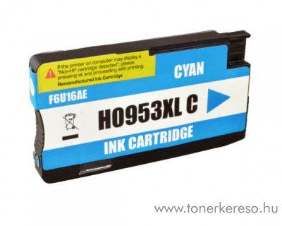 HP Officejet Pro 8210 utángyártott cyan tintapatron GGHF6U16AE HP OfficeJet Pro 8710 tintasugaras nyomtatóhoz