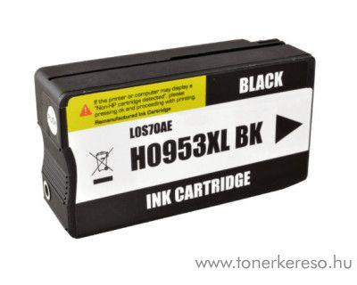 HP Officejet Pro 8210 utángyártott fekete tintapatron GGHL0S70AE HP OfficeJet Pro 8710 Series tintasugaras nyomtatóhoz