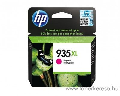 HP OfficejetPro 6830 (935XL) eredeti magenta tintapatron C2P25AE HP Officejet Pro 6230 ePrinter tintasugaras nyomtatóhoz
