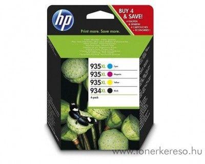 HP OfficejetPro 6830 (935XL) eredeti tintapatron csomag X4E14AE HP Officejet Pro 6830 e-All-in-One Printer tintasugaras nyomtatóhoz