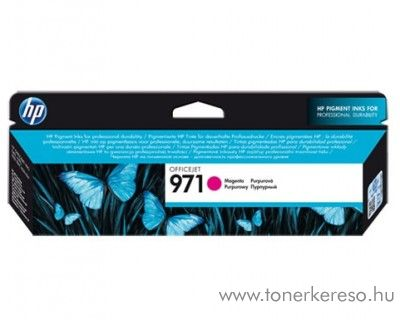 HP OfficejetPro X451 (971) eredeti magenta tintapatron CN623AE HP OfficeJet Pro X451dw tintasugaras nyomtatóhoz
