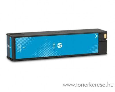 HP PageWide Pro 750dw (991X) eredeti cyan tintapatron M0J90AE HP PageWide Managed P77740z tintasugaras nyomtatóhoz