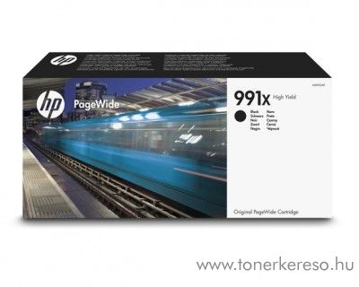 HP PageWide Pro 750dw/772dn eredeti black tintapatron M0K02AE