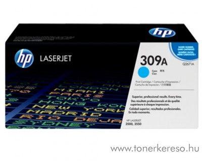 HP Q2671A (No 309A) cyan toner HP Color LaserJet 3550N lézernyomtatóhoz