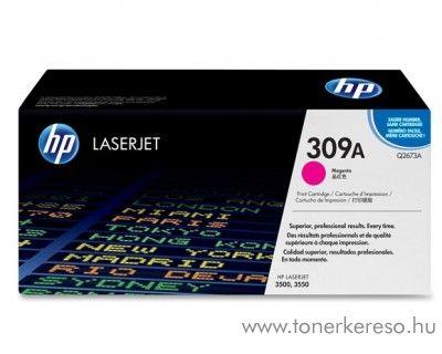 HP Q2673A (No 309A) magenta toner HP Color LaserJet 3550N lézernyomtatóhoz