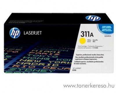 HP Q2682A (No 311A) yellow toner HP Color LaserJet 3700ND lézernyomtatóhoz