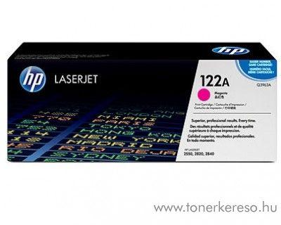 HP Q3963A (No 122A) magenta toner HP Color LaserJet 2550 lézernyomtatóhoz