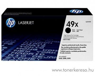 HP Q5949X toner HP LaserJet 3392 lézernyomtatóhoz