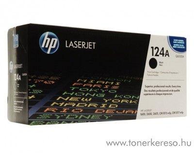HP Q6000A (No 124A) black toner HP Color LaserJet CM1015 lézernyomtatóhoz