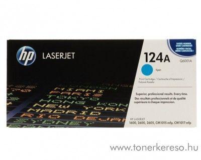HP Q6001A (No 124A) cyan toner HP Color LaserJet CM1015 lézernyomtatóhoz