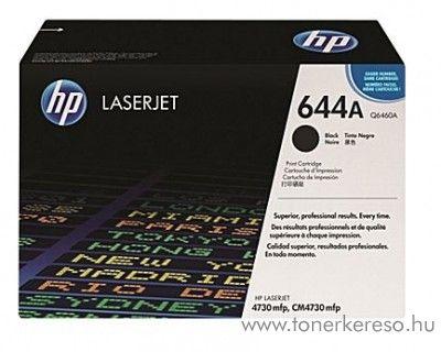 HP Q6460A (No 644A) black toner HP LaserJet 4730xs mfp lézernyomtatóhoz