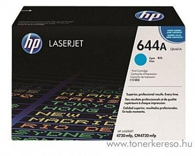 HP Q6461A (No 644A) cyan toner HP LaserJet 4730xs mfp lézernyomtatóhoz
