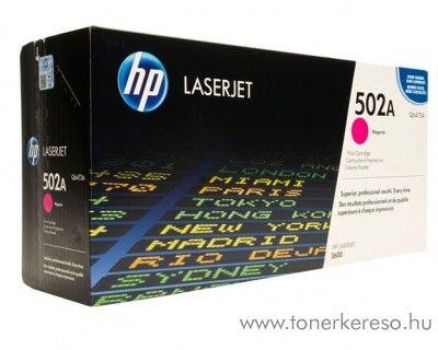 HP Q6473A (No 502A) magenta toner HP Color LaserJet 3600 lézernyomtatóhoz