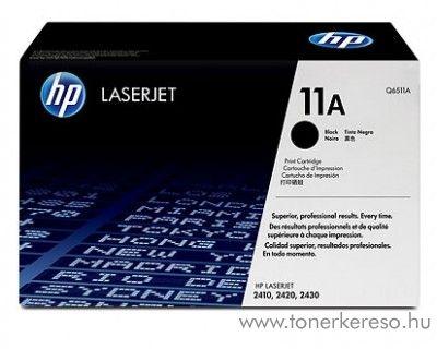HP Q6511A toner HP LaserJet 2430 lézernyomtatóhoz