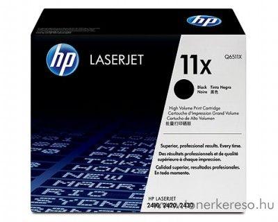 HP Q6511X toner HP LaserJet 2430 lézernyomtatóhoz