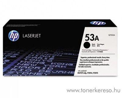 HP Q7553A toner HP LaserJet M2727NF lézernyomtatóhoz