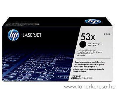 HP Q7553X toner HP LaserJet P2015D lézernyomtatóhoz