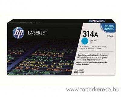HP Q7561A (No 314A) cyan toner