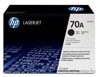 HP Q7570A toner HP LaserJet M5025 MFP lézernyomtatóhoz