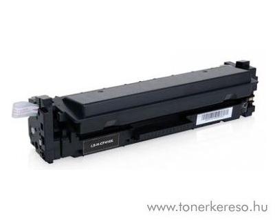 HP LaserJet Pro M452/M477 utángyártott fekete toner FUHCF410X HP Color LaserJet Pro M477fnw lézernyomtatóhoz