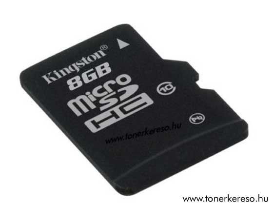 MicroSD KINGSTON 8GB Class10