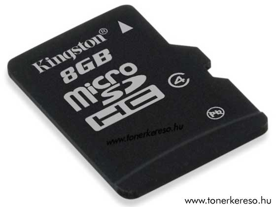 MicroSD KINGSTON 8GB Class4