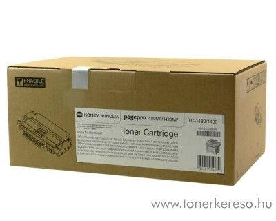 Konica Minolta PagePro 1480/1490 eredeti black toner 9967000877 Konica Minolta PagePro 1490mf lézernyomtatóhoz