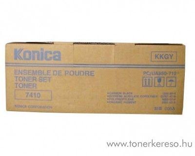 Konica Minolta 7410 eredeti fekete black toner 005A Konica Minolta 7410 fénymásolóhoz