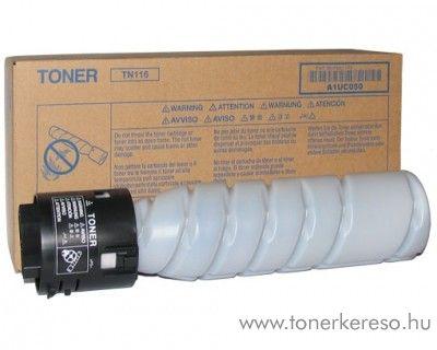 Konica Minolta BizHub 164 (TN116) eredeti black toner A1UC050 Konica Minolta Bizhub 185 fénymásolóhoz