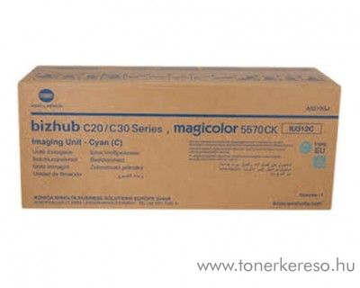 Konica Minolta BizHub 20 (IU312C) eredeti cyan imaging A0310GJ Konica Minolta Bizhub C20X fénymásolóhoz