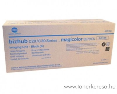 Konica Minolta BizHub 20 (IU312K) eredeti black imaging A03100J Konica Minolta Bizhub C20P fénymásolóhoz