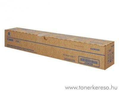 Konica Minolta Bizhub 224e/364e eredeti black toner A33K050