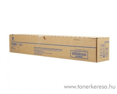 Konica Minolta Bizhub 227 (TN323) eredeti black toner A87M050
