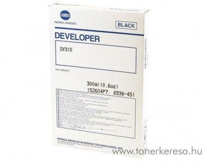 Konica Minolta BizHub 250 (DV310) eredeti developer 8938451 Konica Minolta Bizhub 25 fénymásolóhoz