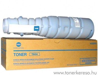 Konica Minolta BizHub 363 (TN414) eredeti black toner A202050