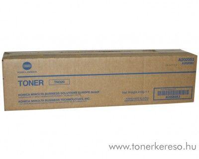 Konica Minolta BizHub 36P (TN320) eredeti black toner A202053