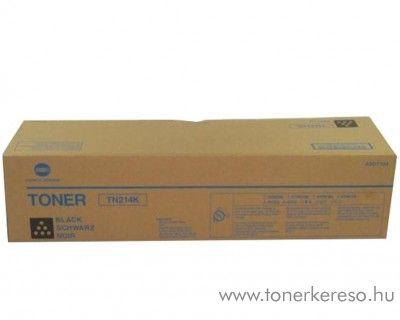 Konica Minolta BizHub C200 (TN214K) eredeti black toner A0D7154