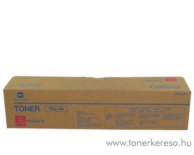 Konica Minolta BizHub C200 (TN214M)eredeti magenta toner A0D7354 Konica Minolta Bizhub C200 fénymásolóhoz
