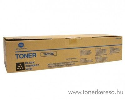 Konica Minolta BizHub C203 (TN213K) eredeti black toner A0D7152