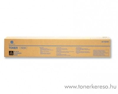 Konica Minolta BizHub C220 (TN216K) eredeti black toner A11G151 Konica Minolta BizHub C220 fénymásolóhoz