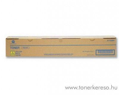 Konica Minolta BizHub C220 (TN216Y) eredeti yellow toner A11G251 Konica Minolta BizHub C220 fénymásolóhoz